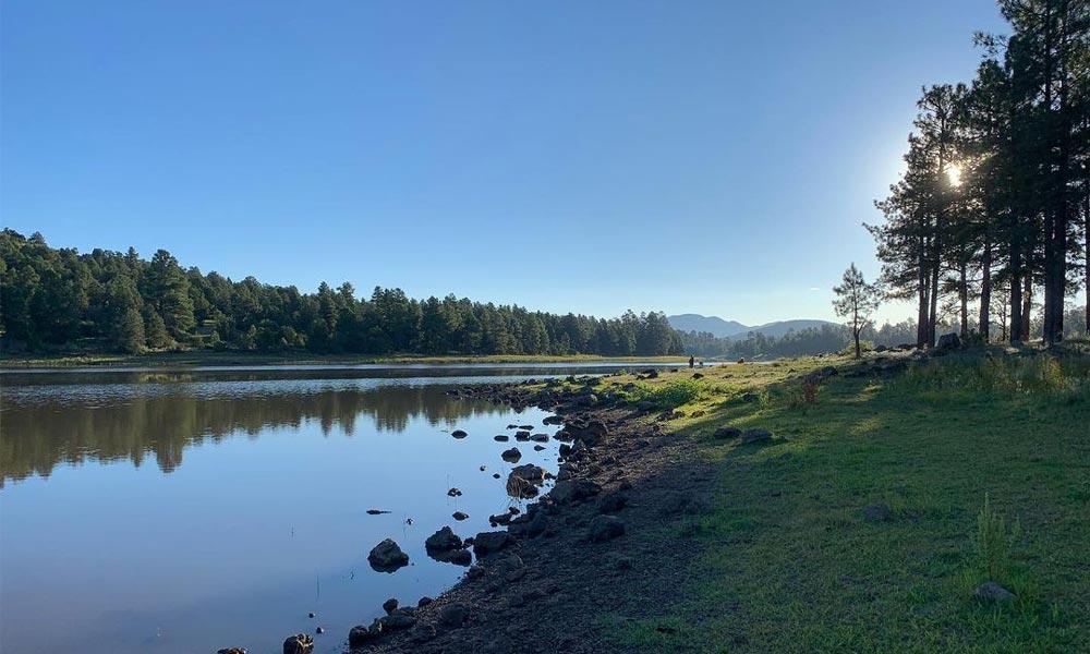 Kaibab Lake Campground in AZ