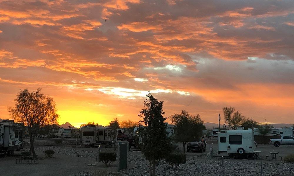 Sonoran Desert RV Park in AZ