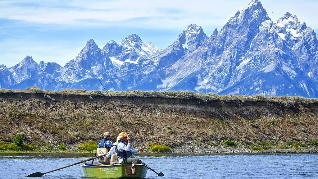 The Best Time to Visit Grand Teton National Park for Boating