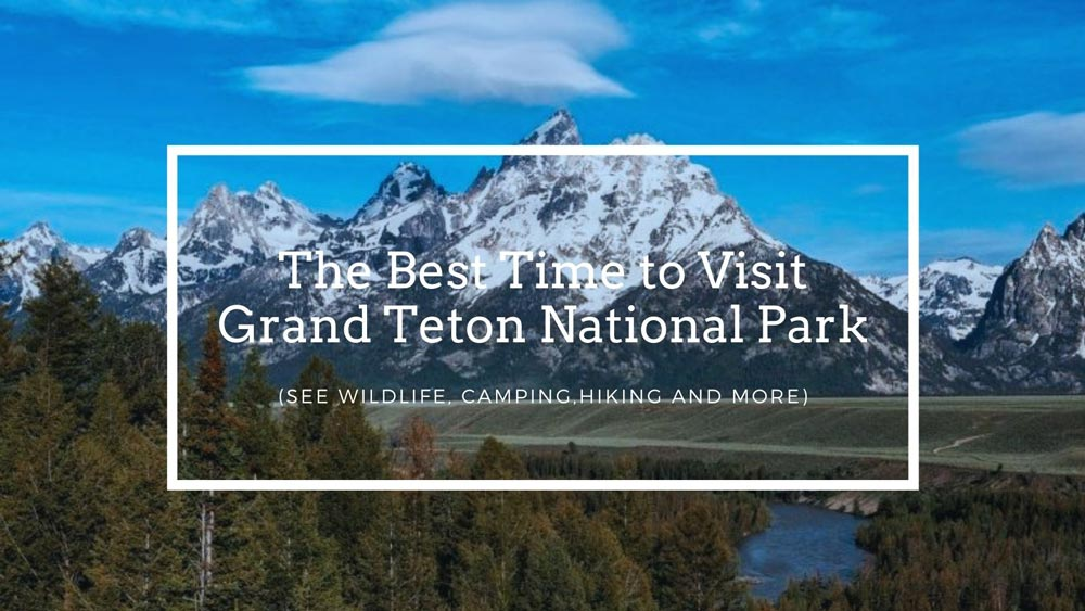 The Best Time to Visit Grand Teton National Park