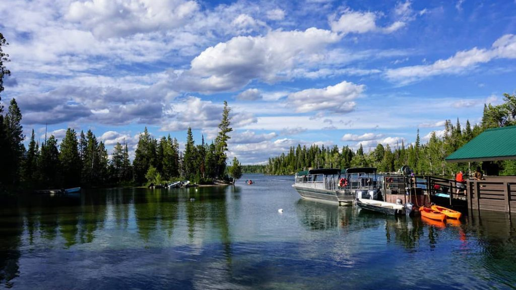 Summer in Grand Teton National Park