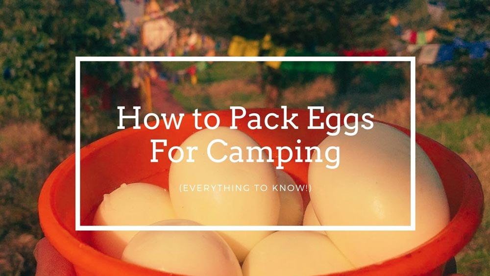 Eggs For Camping
