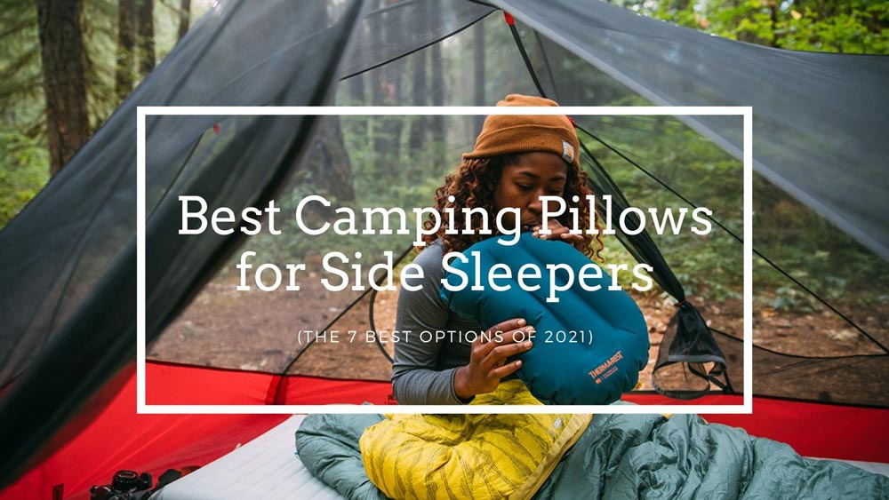 Best Camping Pillows for Side Sleepers