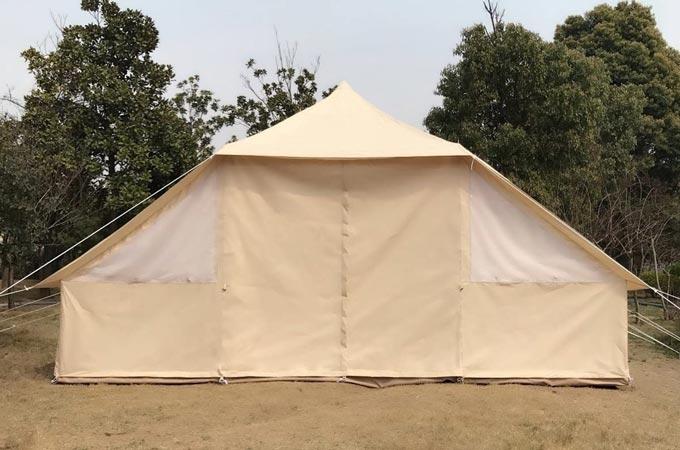 Dream House 10 Person Cotton Canvas Tent