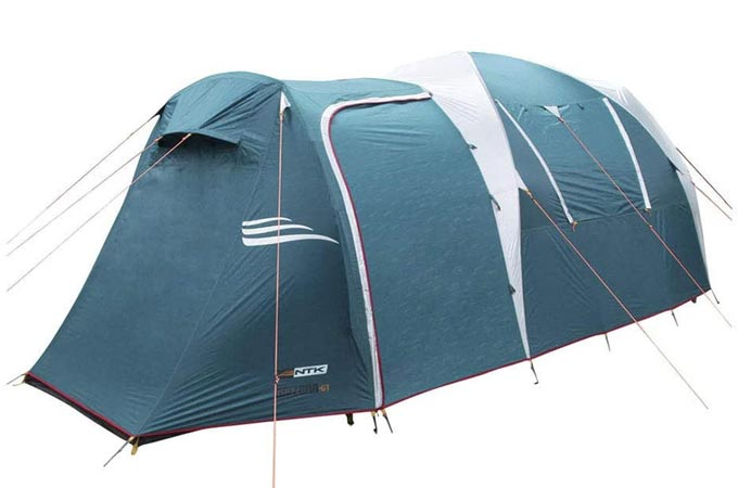 NTK Arizona GT 9 to 10 Person Camping Tent
