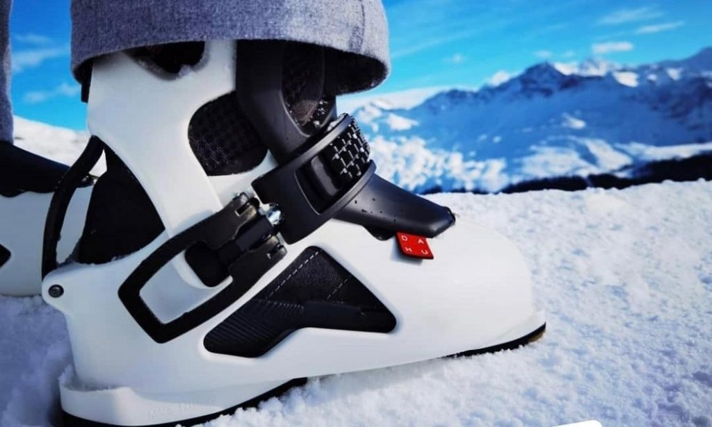 Why Ski Boots Wear Out
