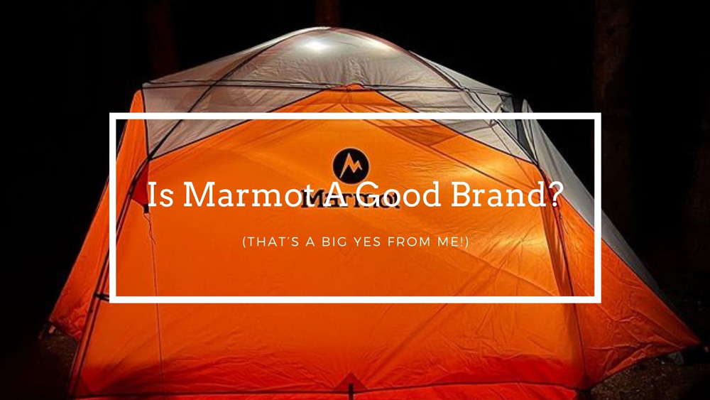 Is Marmot A Good Brand