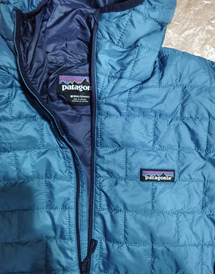 My Patagonia Nano Puff is on its 7th winter